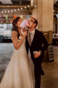 Petit délire des mariés