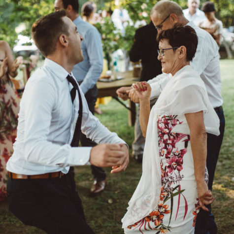 Mariage chic et contemporain en Alsace